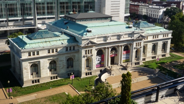 The Carnegie Library of Washington D.C.
