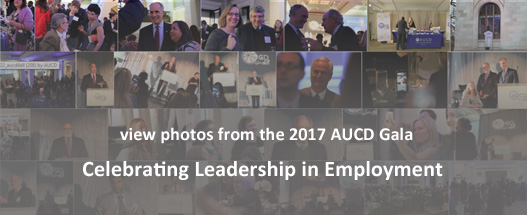 AUCD4all 2017: Celebrating Leadership in Employment
